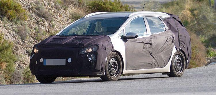 Дорожные тесты Kia Cee'd Sportsvan