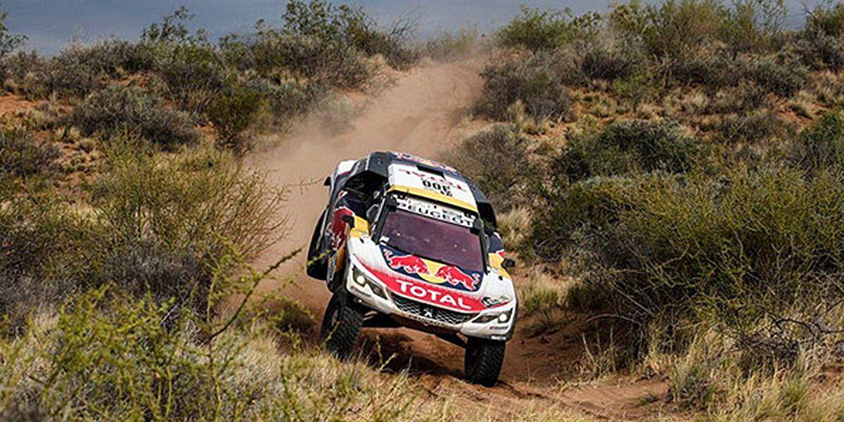 Peugeot – Победитель ралли «Дакар 2017»