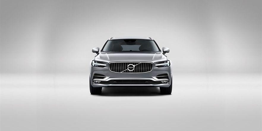 Новый Volvo V90: стильная роскошь в практичном кузове