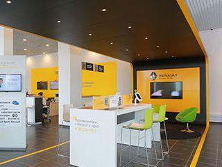 Новый салон Renault открылся в сети FAVORIT MOTORS