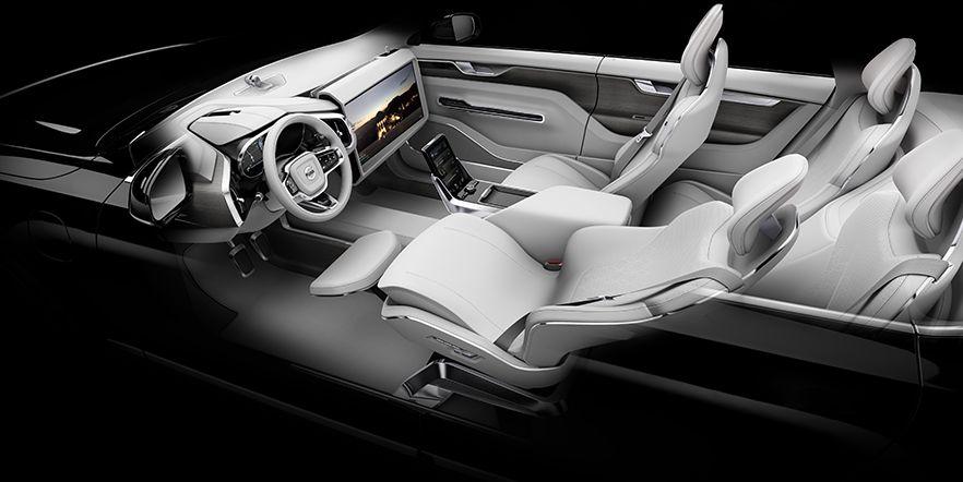 Volvo Cars представляет concept 26: как водителю автомобиля стать хозяином своего времени