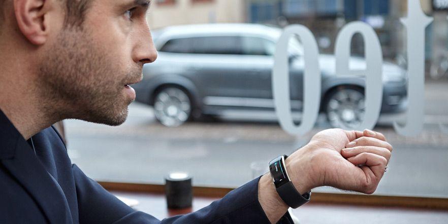Будущее уже здесь: Volvo Cars и Microsoft делают возможным общение людей со своими автомобилями