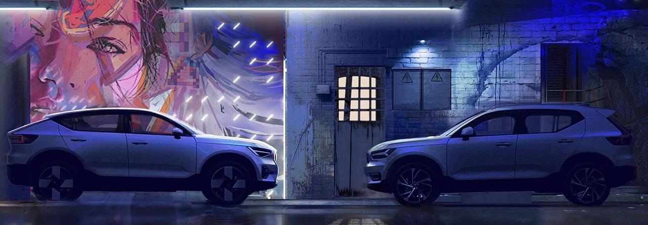Дизайн Volvo C40 Recharge: безмятежность скандинавской природы в сочетании с электрическим будущим