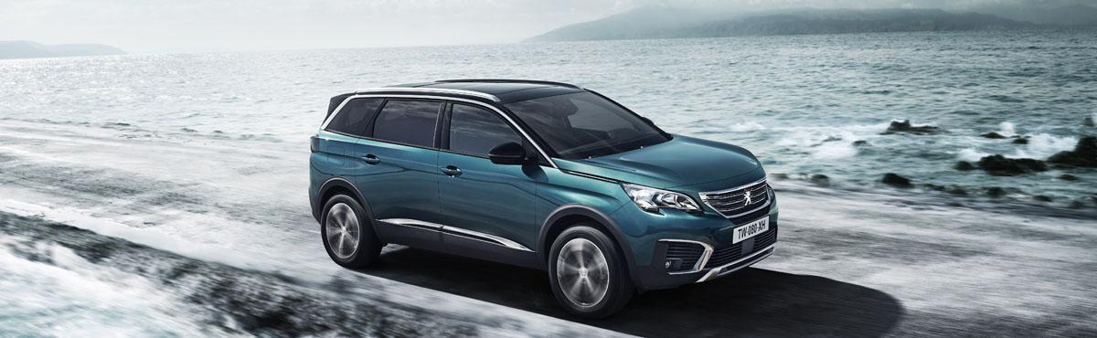 Появились фото серийного Peugeot 5008 нового поколения
