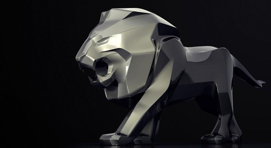 Peugeot собирается продемонстрировать в Женеве гигантского льва