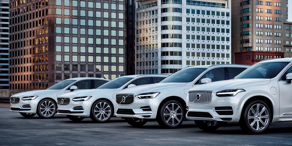 Мировые продажи Volvo Cars выросли в августе на 14,5%