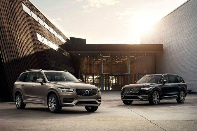 Новый Volvo XC90 демонстрирует уверенный спрос на начальном этапе продаж