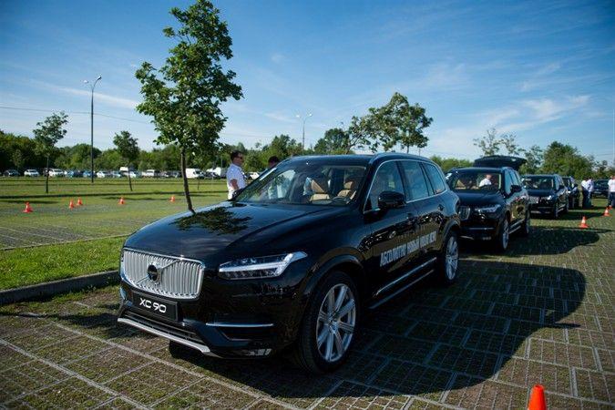 Объявлена цена на новый Volvo XC90 с двигателями D4 и Т5