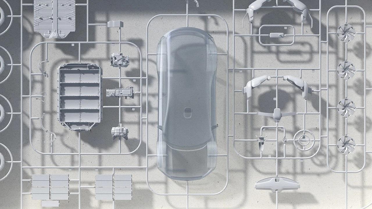 Volvo Cars представляет технологическую стратегию будущего
