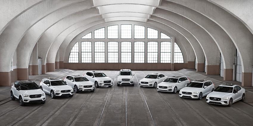Volvo Car Russia сохраняет выгодные кредитные ставки в июле