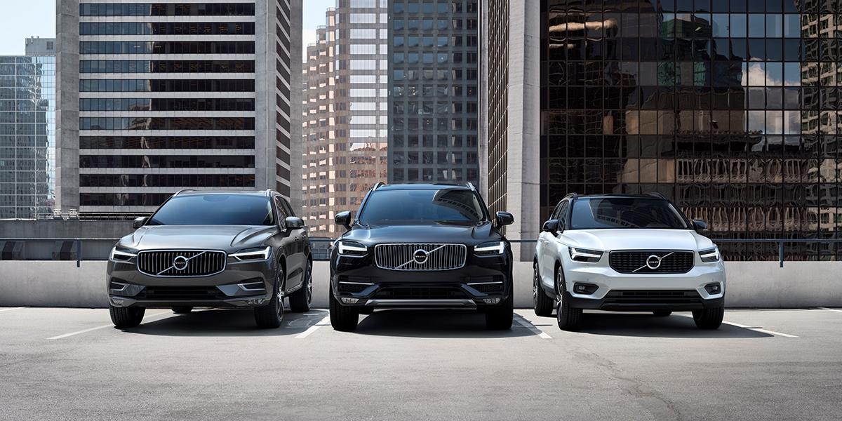 В сентябре продажи Volvo Cars в России выросли на 27,5%, в мире – на 12,9%