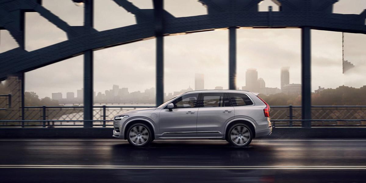 Приглашение к участию в мероприятии Volvo Cars Moment