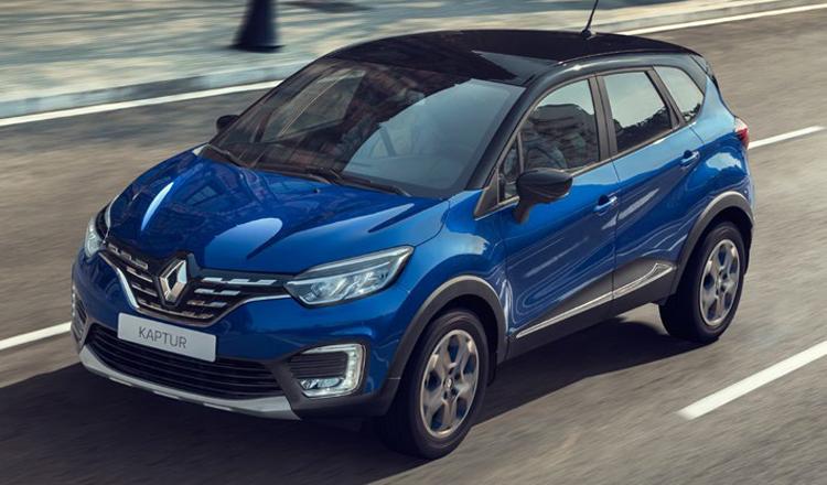 Фото экстерьера Renault Kaptur_new №1