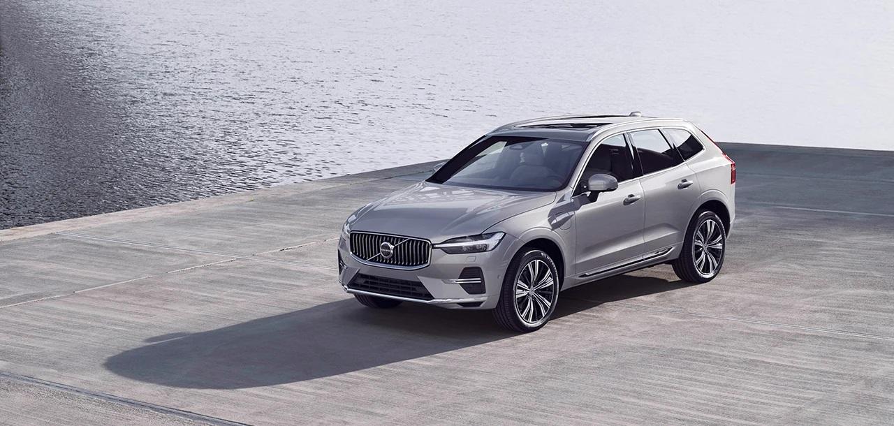 Volvo Cars сообщает о рекордных мировых продажах в первом полугодии и значительном росте продаж в России во втором квартале 2021 года