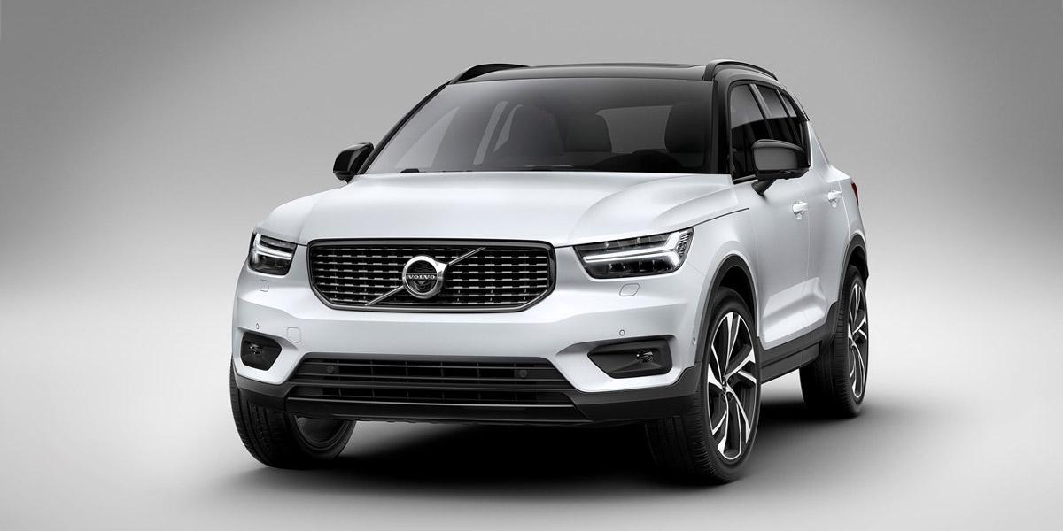 Volvo XC40 признан лучшим компактным кроссовером по версии Гран-при «За рулем» – 2019
