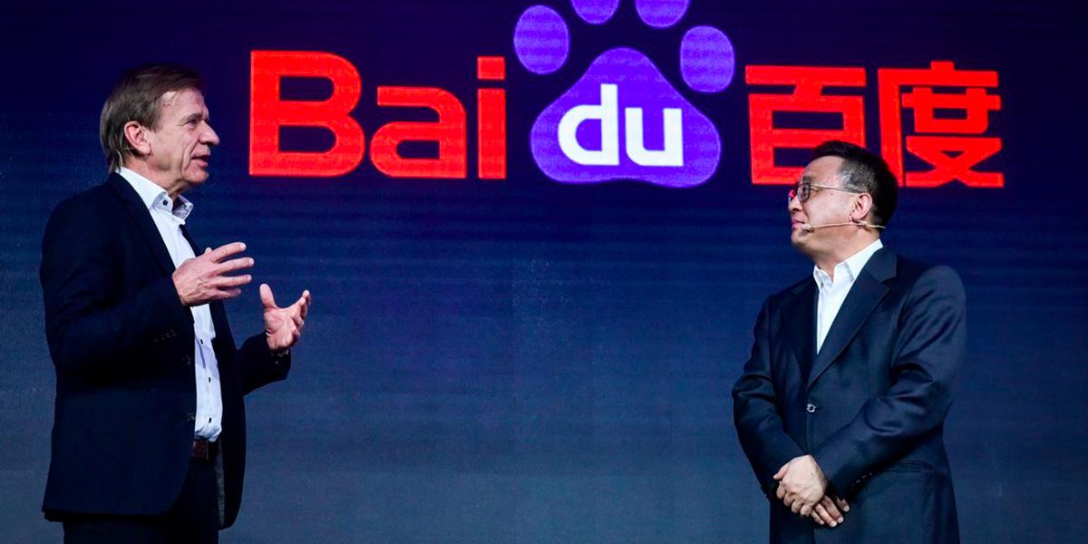 Volvo Cars и китайский интернет-гигант Baidu займутся разработкой и производством беспилотных автомобилей