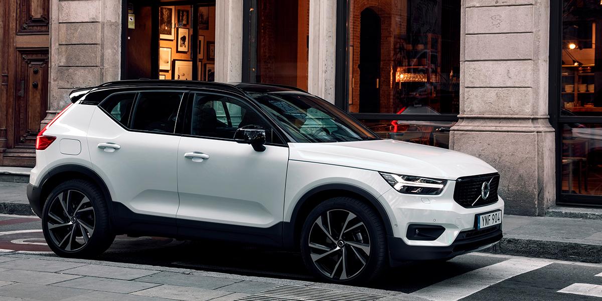 Мировые продажи Volvo Cars выросли на 17,2% за первые два месяца 2018 г. с учетом поставки первых XC40