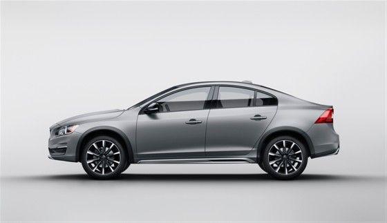 Концепция Volvo Cross Country теперь доступна для седанов