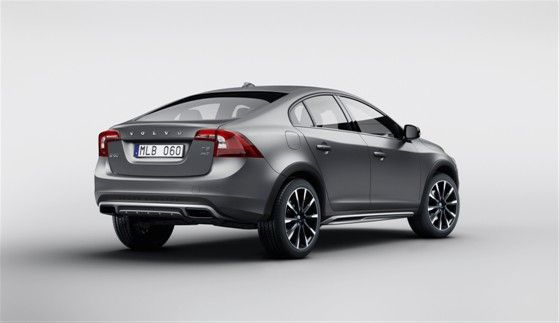 Концепция Volvo Cross Country теперь доступна для седанов